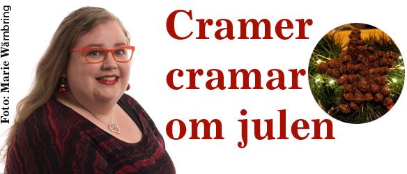 Cramer Cramar om Julen