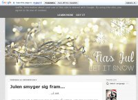 Fias Jul - Let it Snow