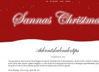 Sannas Christmas